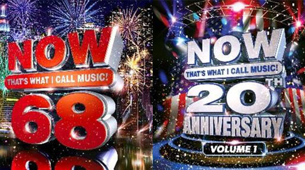 'NOW' celebrating 20 years with three new compilations