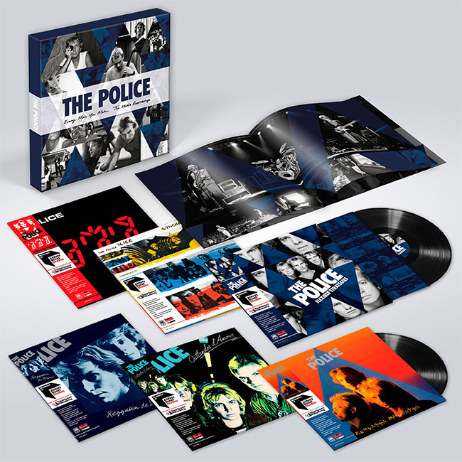 The Police - Every Move You Make: The Studio Recordings