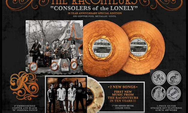 New Raconteurs music included in Third Man Records Vault Package 38