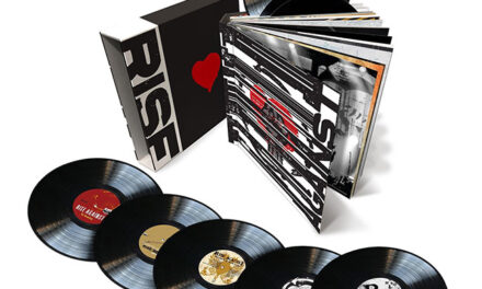 Rise Against celebrated with career-spanning vinyl box set