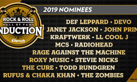Rock Hall announces 2019 Induction nominees