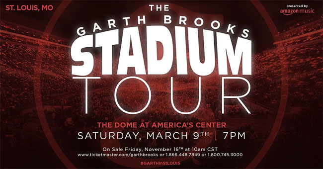 Garth in St. Louis