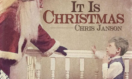 Chris Janson releases first Christmas single