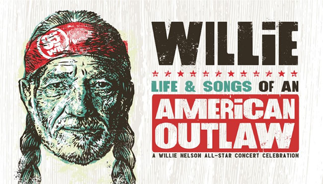 Willie: Life & Songs Of An American Outlaw, A Willie Nelson All-Star Concert Celebration