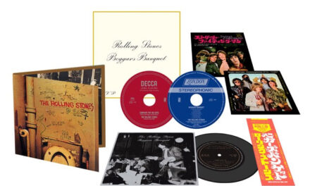 The Rolling Stones 'Beggars Banquet' getting SACD release
