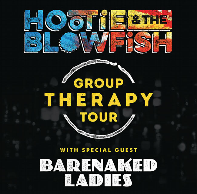 Hootie & The Blowfish return with new tour, album in 2019