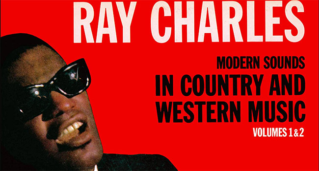 Ray Charles - Modern Sounds In Country And Western Music, Vol. 1 & 2
