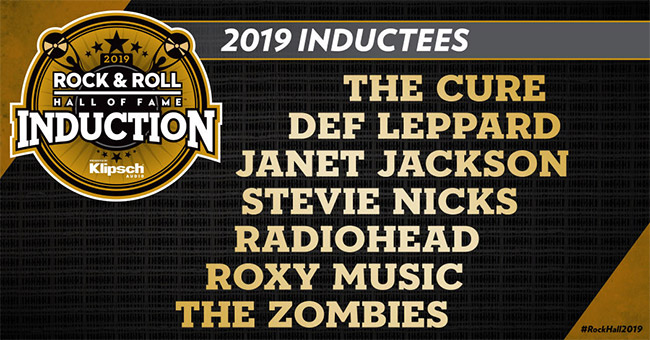 2019 Rock & Roll Hall of Fame
