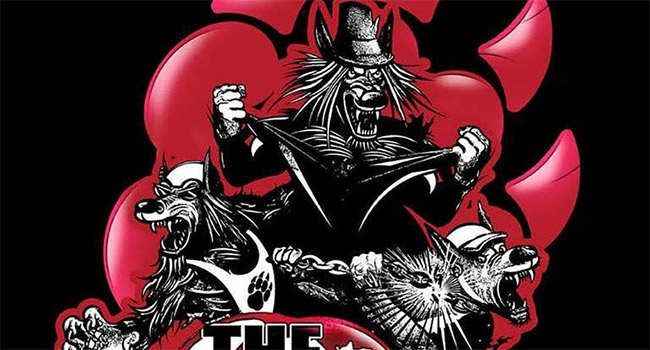 The Winery Dogs - Who Let The Dogs Out 2019 US Tour