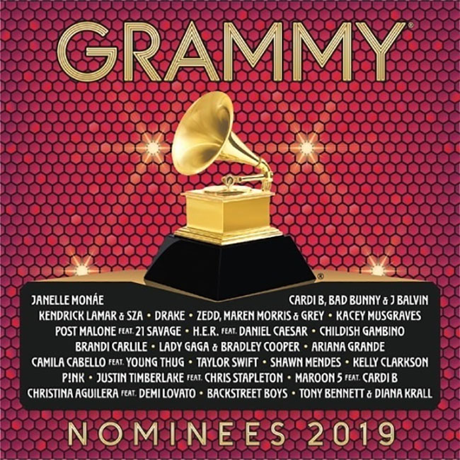 2019 GRAMMY Nominees