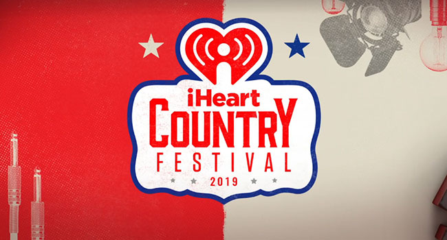 2019 iHeartCountry Festival lineup detailed | The Music Universe