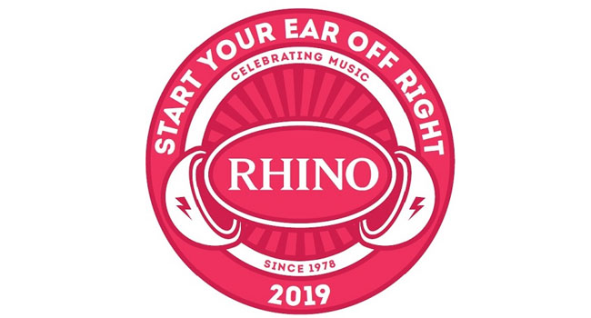 Rhino Start Your Ear Off Right 2019