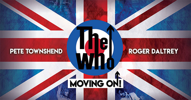 The Who Moving On! Tour 2019