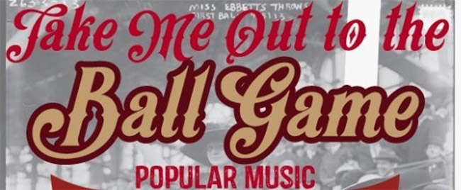 Grammy Museum - Take Me Out To The Ball Game Exhibit