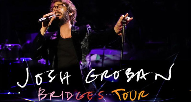 Josh Groban - 2019 Bridges Tour