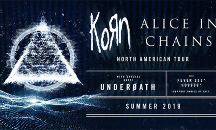 Korn, Alice in Chains announce co-headlining 2019 summer tour