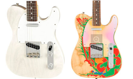 Exclusive: Fender Master Builder talks Jimmy Page Signature Telecaster