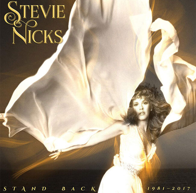 Stevie Nicks 'Stand Back' collections available this spring