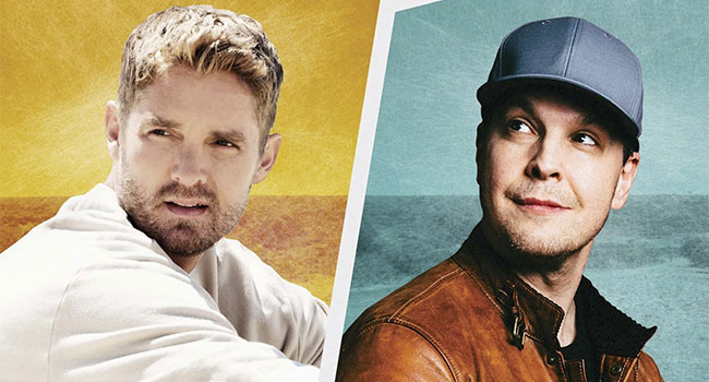Brett Young & Gavin DeGraw