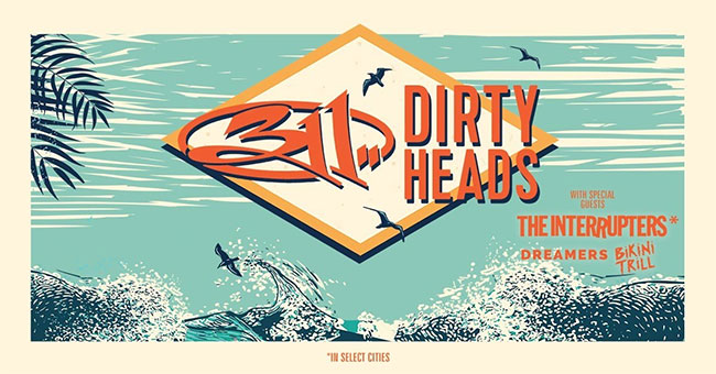 311 & Dirty Heads