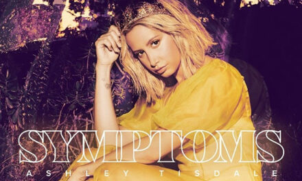 Ashley Tisdale announces 'Symptoms' for May 3rd