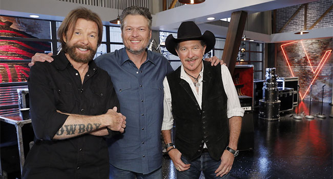 Brooks & Dunn & Blake Shelton