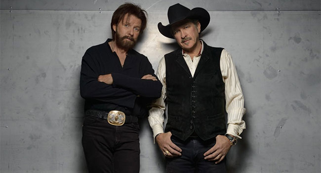Country Music Hall of Fame details Brooks & Dunn exhibit