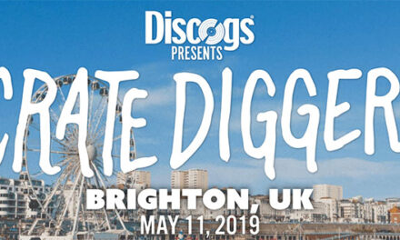 Discogs announces Crate Diggers Brighton music, record fest lineup