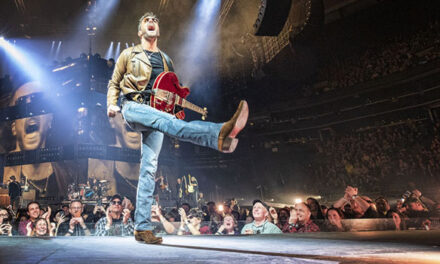 Eric Church takes 'Some Of It' to top