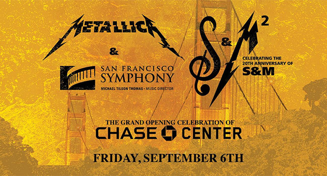 Metallica bringing S&M² shows to theaters