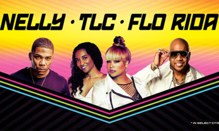 Nelly, TLC, Flo Rida announce joint summer tour