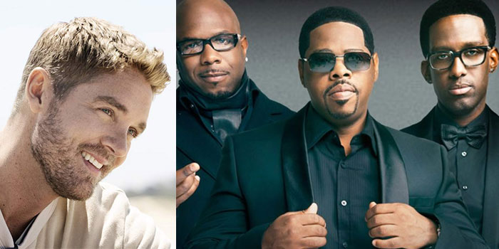 Brett Young & Boyz II Men