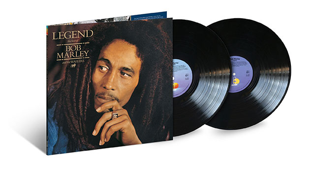 Bob Marley - Legend: 35th Anniversary Edition