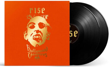 The Hollywood Vampires announces 'Rise'