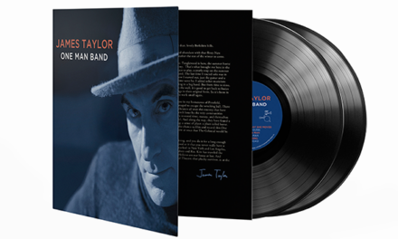 James Taylor 'One Man Band' set for first vinyl release