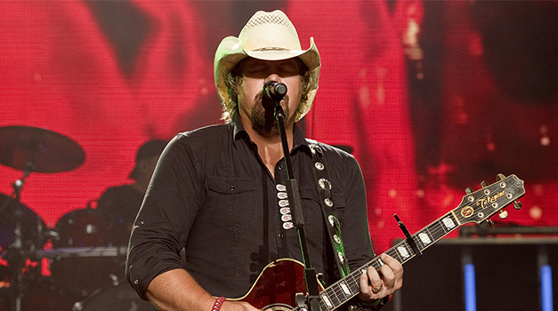 Toby Keith announces Country Comes to Town 2021 Tour