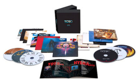 Toto announces definitive CD box set with unreleased material