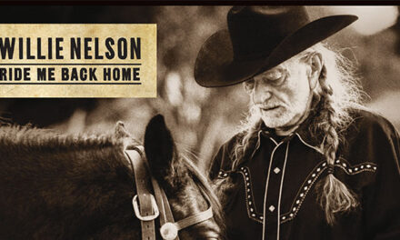 Willie Nelson sets 'Ride Me Back Home' for June 21st