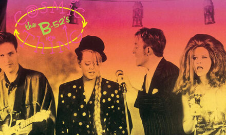 The B-52's announce 'Cosmic Thing' 30th anniversary expanded edition