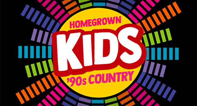 Homegrown Kids' '90s Country