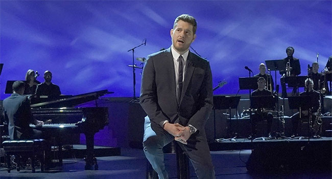 Michael Buble Christmas Special 2019.Michael Buble Nbc Special Gets International Distribution