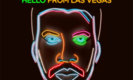 Lionel Richie 'Hello From Las Vegas' set for August 23rd