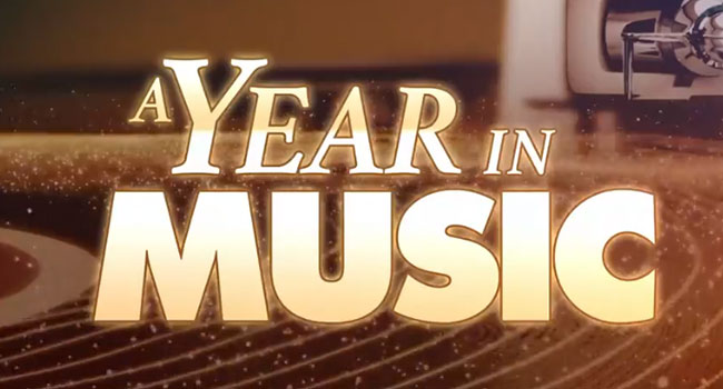 AXS TV - A Year In Music