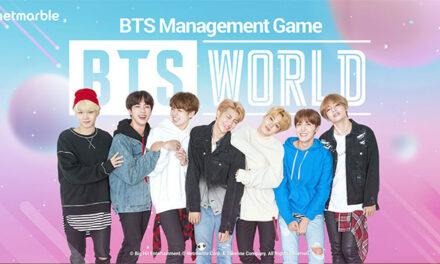 BTS announces BTS World mobile game