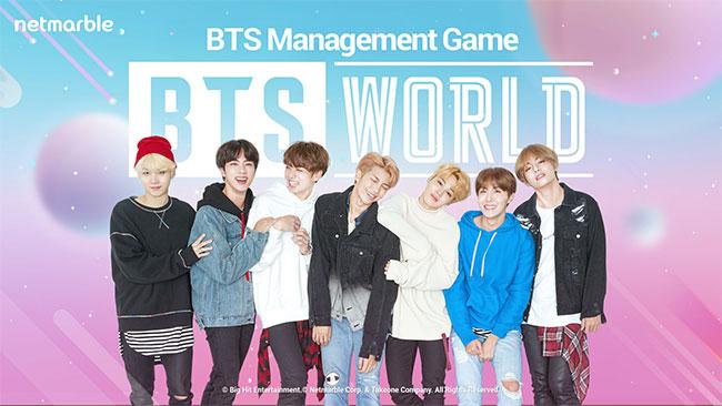 BTS World!