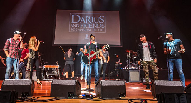Darius & Friends