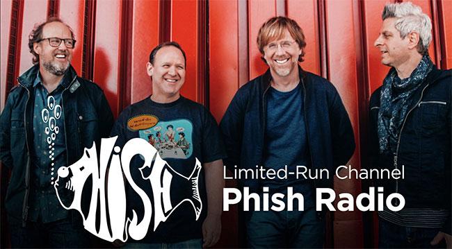 Phish Radio