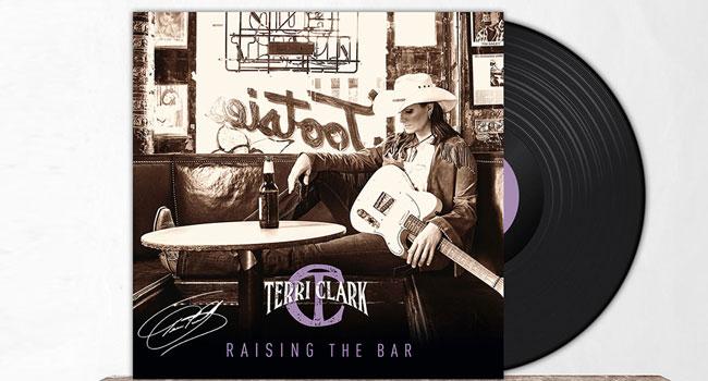 Terri Clark - Raising The Bar Limited Edition Signed 2x Vinyl