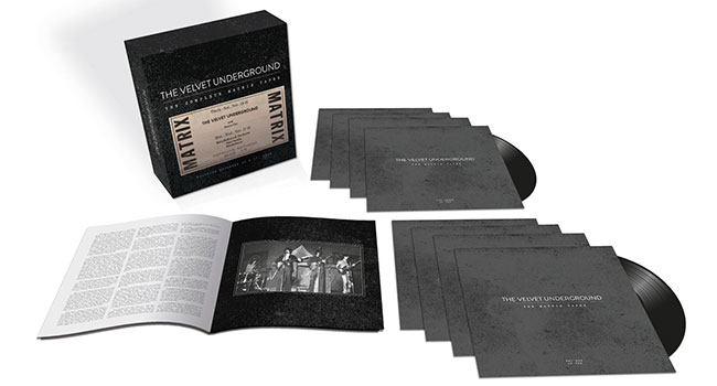 The Velvet Underground - Complete Matrix Tapes Limited Edition