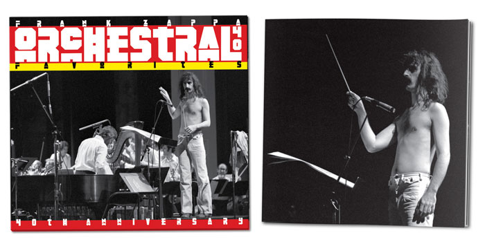 Frank Zappa's Orchestral Favorites